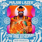 Major Lazer - Can't Take It From Me (CDS)