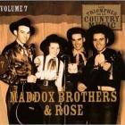 Les Triomphes De La Country Music Vol. 7