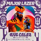Major Lazer - Que Calor (With J Balvin & El Alfa) (Remixes)