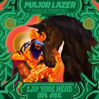 Major Lazer - Lay Your Head On Me (CDS)