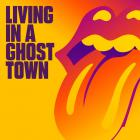 The Rolling Stones - Living In A Ghost Town (CDS)