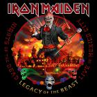 Nights Of The Dead, Legacy Of The Beast: Live In Mexico City CD1