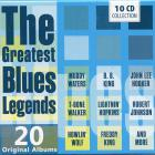 Jimmy Reed - The Greatest Blues Legends. 20 Original Albums - Jimmy Reed. Just Jimmy Reed CD10