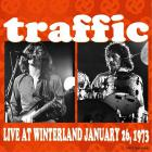 Traffic - Live At Winterland San Francisco (Vinyl)