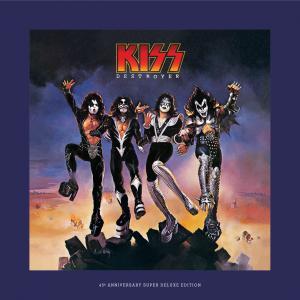 Destroyer 45th Anniversary Super Deluxe
